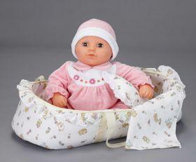 赤ちゃん型コミュニケーションロボット「泣き笑いたあたん」