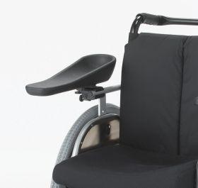 オットーボックス・ジャパン製車いす用 ワンピースアームサポート 左右共通