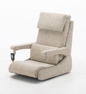 座いす型リフトアップチェア 800  座椅子からの立ち上がりを補助
