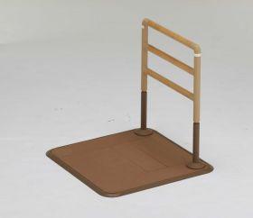 マルチフィット手すり02 MFR-02【正方形ベース】樹脂タイプ