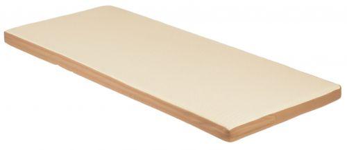 立体メッシュ素材仕様の高通気・体圧分散マットレス:フューランダム S&H80   85cm幅の画像