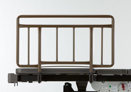介護ベッド用手すり サイドレール SR-300JJ 2本入りの画像
