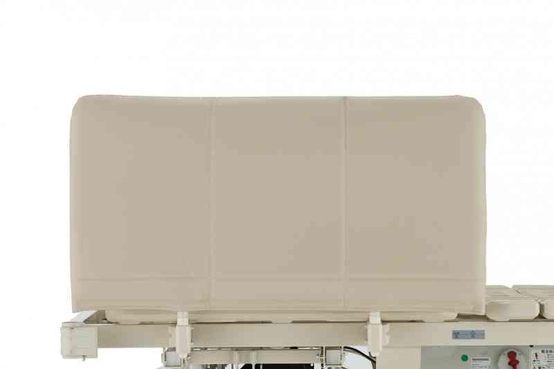 介護ベッド用手すり(スーパーショートサイズ用)カバー付サイドレール SR-100JJ SS 2本入り アイボリー (IV)の画像