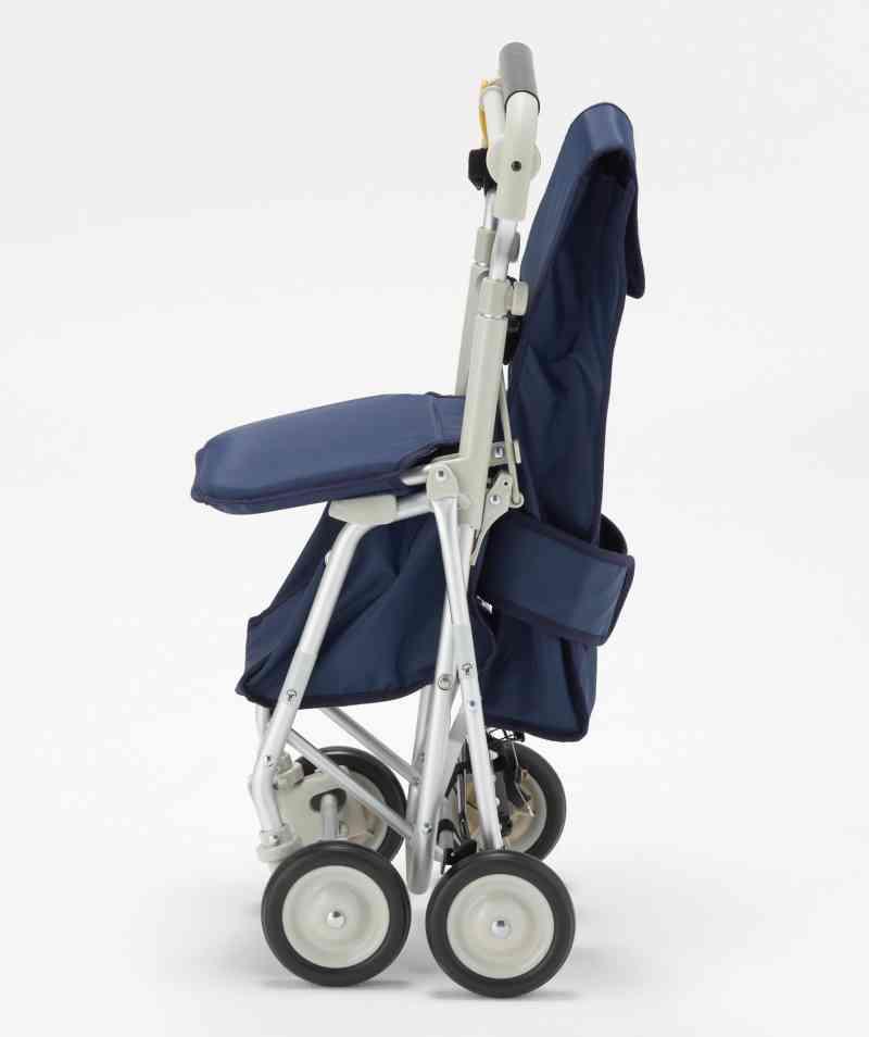 FBライトミニ 背袋付き・紺(酸素ボンベ収納可)の画像