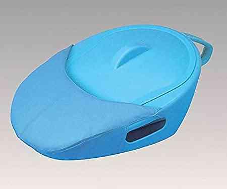 洗い替え用に 安楽便器用パッド(ウレタンクッションでひんやり感を緩和)の画像