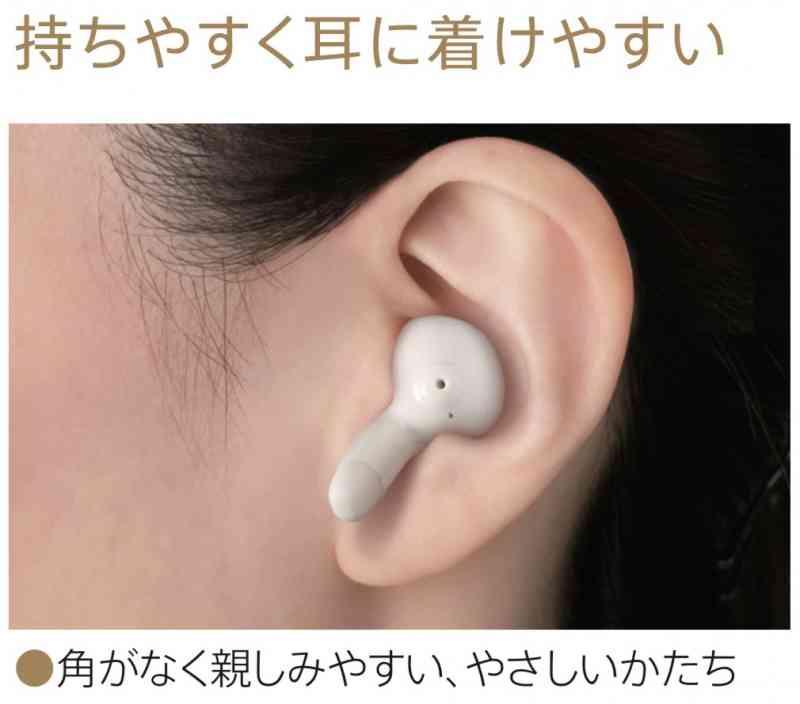 【ハイスペック:片耳用】耳かけ型補聴器 充電式耳かけ型 G4シリーズの画像