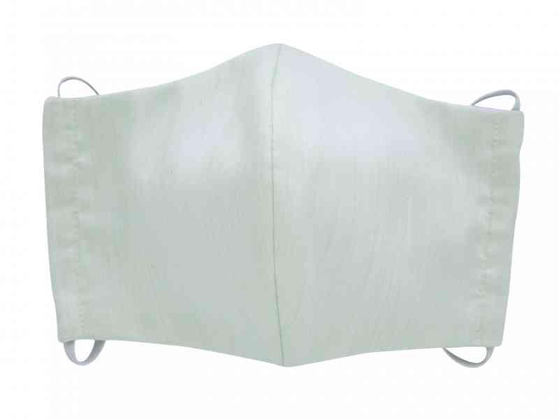【日本製】除菌機能糸アグリーザ®を使用したマスク『キュリエス・エージー 立体マスク(2枚入り)』の画像