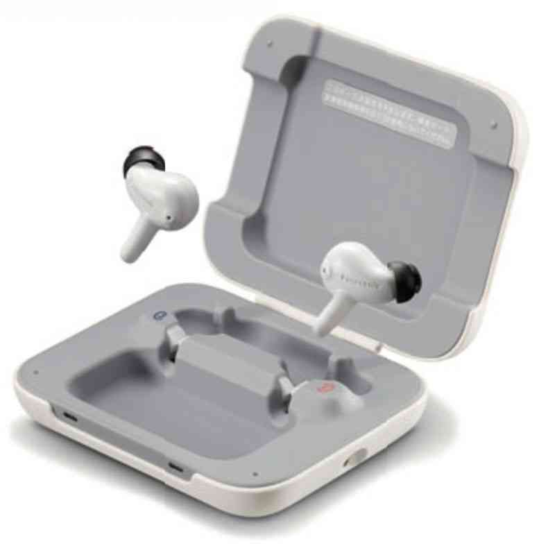 【スタンダード:両耳用】耳かけ型補聴器 充電式耳かけ型 G4シリーズの画像